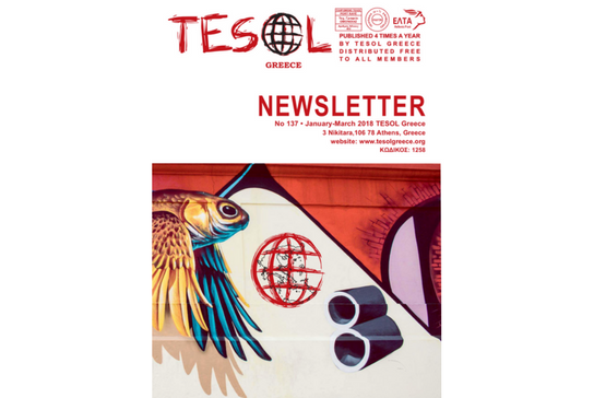 TESOL Greece Newsletter #137