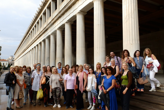 Moments from the TESOL Greece Summer Event 2018