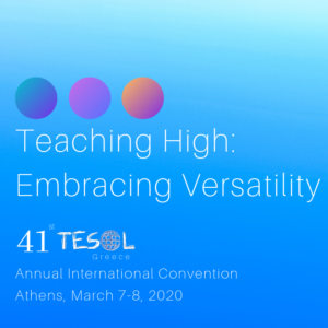 Deadline Extended! 41st TESOL Greece Convention