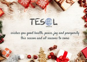 Season's Greetings from TESOL Greece