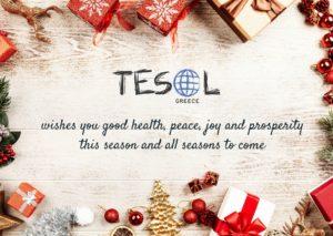 Season's Greetings from TESOL Greece