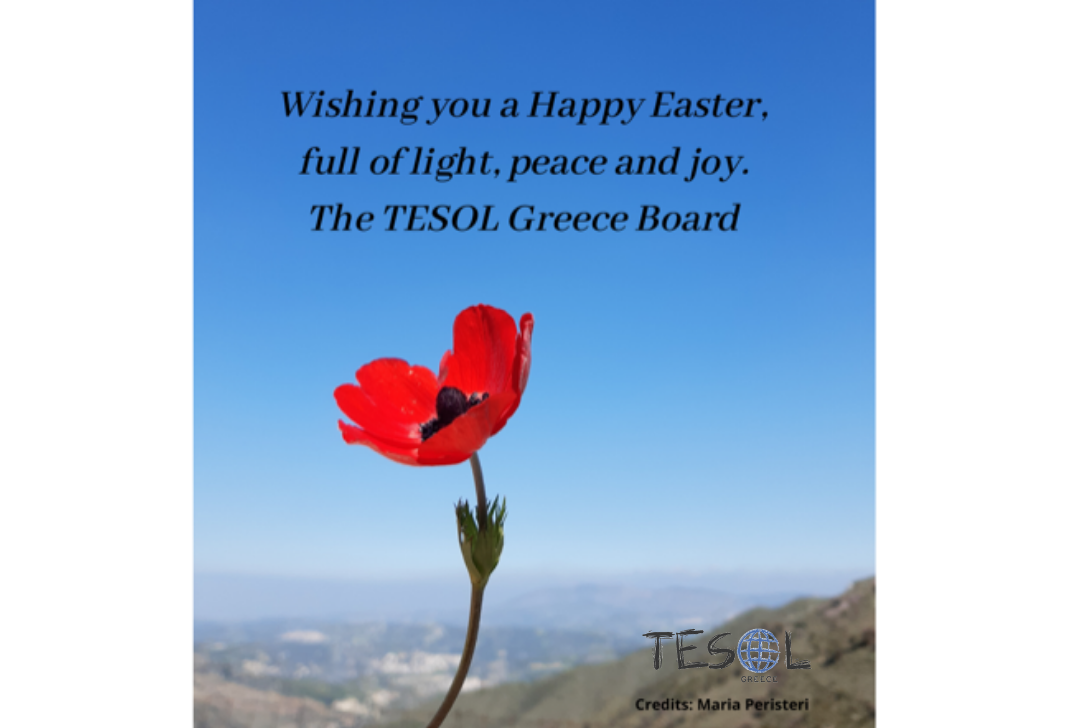 Happy Easter from TESOL Greece